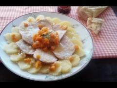La comida de hoy  :)