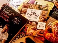 Un montón de libros nuevos para seguir aprendiendo cosas ricas