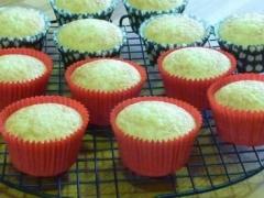 Bizcocho para Cupcakes