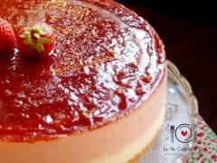 Ya podéis ver la nueva #vídeoreceta de Tarta de Fresas. Espero que os guste