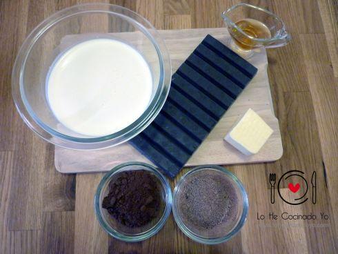 Ingredientes trufas