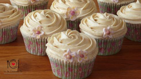 Cupcakes Vainilla