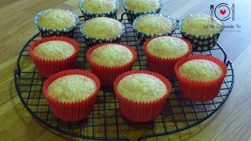 Cupcakes Sencillos