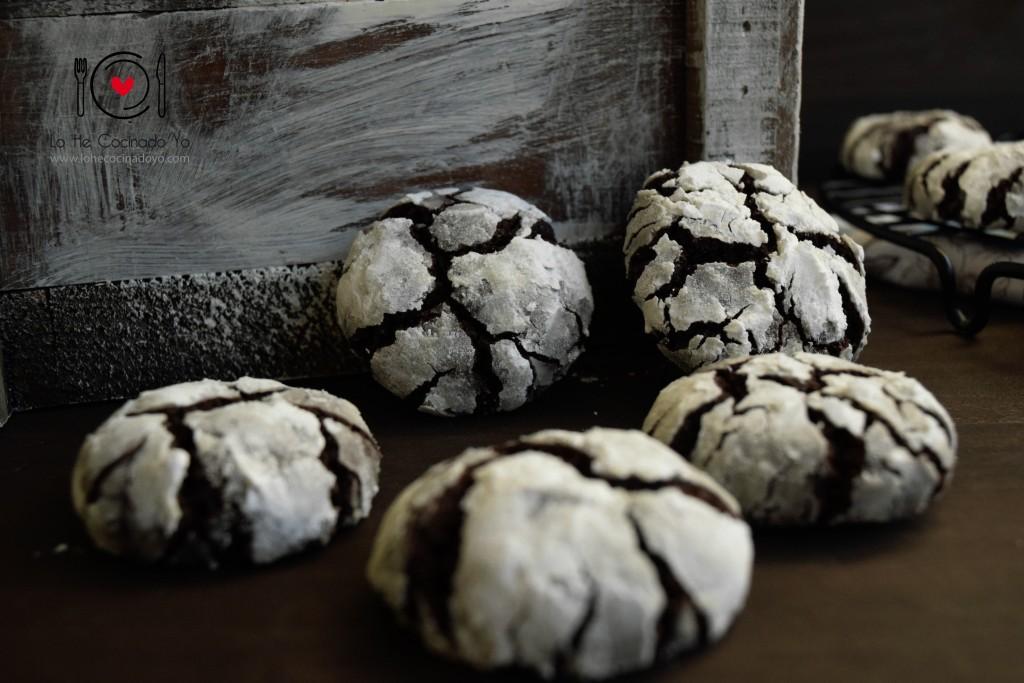 Receta Fácil de Galletas de Chocolate
