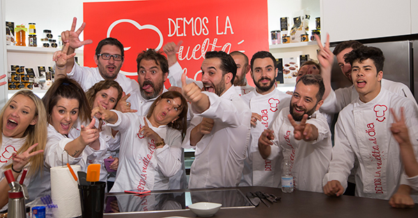 Ganadores III Campeonato Demos la Vuelta al Día