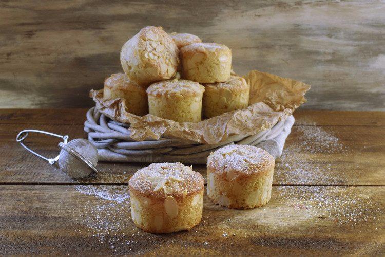 Pastelitos de Almendras | Receta Fácil